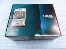 Original Nokia E61i Mocha.Ohne Simlock! Neu & OVP! Selten! RAR! Unbenutzt! #21