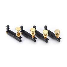 4x instrumentos musicales metal Tone afinador Ajustador para 4/4 3/4 violín