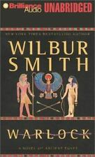 Warlock by Wilbur Smith (2001, Cassette, Unabridged)