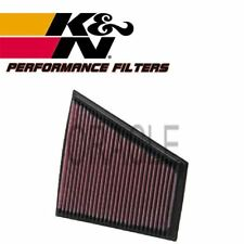 K&N HIGH FLOW AIR FILTER 33-2830 FOR VW POLO 1.4 TDI 80 BHP 2005-09