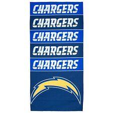 San Diego Chargers SuperDana NEW - Multi-purpose Neck Gaiter Headband
