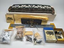 Diamond Scale Const. HO Turntable Indexing Kit, Motor, Bridge, Acc. (See Notes)