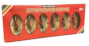 Britains British Regiments - Gordon Highlanders, No. 7245