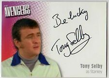 Strictly Ink AVENGERS Definitive Series 2 AUTO A10 - TONY SELBY