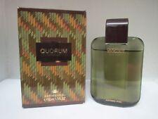 QUORUM By Antonio Puig 1.7 oz/50 ml Aftershave Splash Original Version See Desc