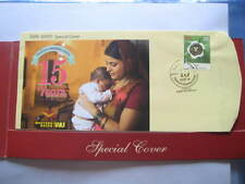 India 2016 Special Cover on Celebrating 15 Years of Western Union - Limited Edn