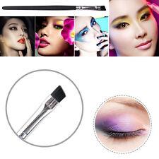 Profession Makeup Small Angled Eyebrow Eyeliner Brush Cosmetic Oblique Lip Brush
