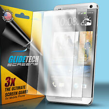 3x HD Clear Front LCD Screen Protector Cover Guard Film For HTC One M7