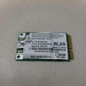 Dell Dual Band Wireless 0NC293 WLAN WM3945ABG Intel PCI-E Laptop