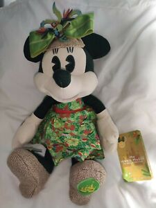 Minnie mouse the main attraction Peluche Plush 5/12 limited édition