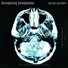BREAKING BENJAMIN Dear Agony CD American Rock Metal *NEW & SEALED* (2009)