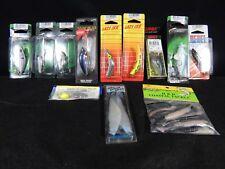 NEW FISHING CRANK BAIT LURE LOT, MATZUO RAPALA  LAZY IKE ORDELL  COTTON+MORE *1