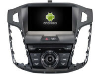 AUTORADIO Touch Android 8.0 Ford Focus 2012-2015 Navigatore USB SD Bluetooth