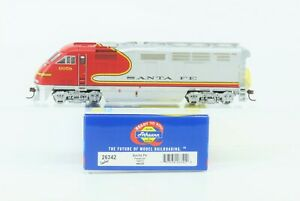 HO Scale Athearn 26342 ATSF Santa Fe F59PHI Diesel Locomotive #6058