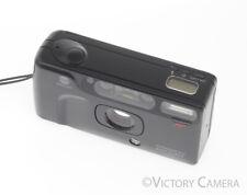 Minolta Freedom Escort Qd 35mm Point and Shoot Camera w/ 34mm Prime Lens