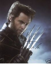 HUGH JACKMAN - WOLVERINE X-MEN AUTOGRAPH SIGNED PP PHOTO POSTER 1