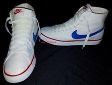 scarpe sportive sneaker casual nike primo canvas mid bianco 42 UK 7,5 - 26,5 CM