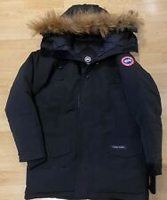 Canada Goose Longford Parka Fusion Fit Parka Coat Size Small in Black M