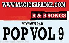 ENTERTECH MAGIC SING MIC R&B Motown Song Chip