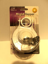 LDR 503 2276 Rigid Flapper Silicon Seal Disk Bathroom Toilet TL115 - NEW SEALED