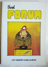Forum BINET éd Fluide Glacial 2è trim 1980 EO Etat NEUF