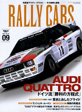 [BOOK] Rally Cars 09 Audi Quattro S1 E2 EA262 Michele Mouton 200 WRC A1 A2 E1