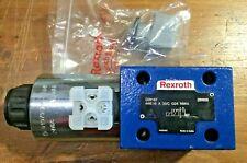 REXROTH 4WE10A33/CG24N9K4 Directional Spool Valve 24V