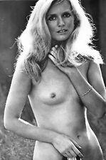 Marie Christine Barrault Silver Gelatin Photo 10x15 Erotikfilm SW Nude 70er 80er