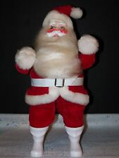 HAROLD GALE SANTA RED VINTAGE DOLL STORE DISPLAY CHRISTMAS TREE ORNAMENT NEW 9-!