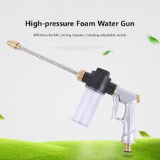 Pulverizador de pistola de nieve agua a alta presión Pistola de Espuma Boquilla de jardín de lavado de coches
