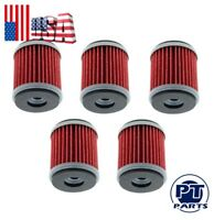 10x 8000H4235 HF140 Oil Filters for Husqvarna Yamaha 1S4-E3440-00 38B-E3440-00