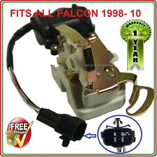 Front Right DRIVER Door Lock Actuator For FORD AU BA BF FALCON 98-06 BAFF21812A