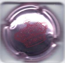 Capsules de champagne PRESTIGE DES SACRES Rosé  texte au verso
