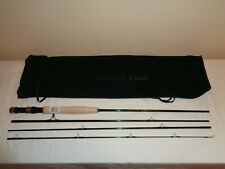 Crystal River Cahill Fly Fishing Rod foot 8' Graphite 4-Piece Ch-775 cork grip