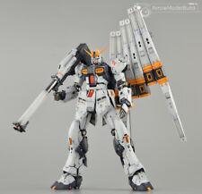 ArrowModelBuild Nu Gundam Built & Painted RG 1/144 Model Kit