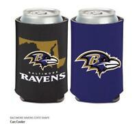 Baltimore Ravens Bundesstaat Dosenkühler NFL Football Can Cooler