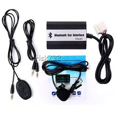 Bluetooth Music & Hands-Free Car Adapter Interface For Honda Accord Civic CRV