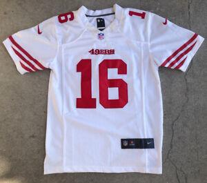 Nike On Field NFL San Fransico 49ers  Joe Montana 16 Jersey Womens M Sewn