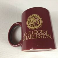College Of Charleston Coffee Mug Drink Cup Cougars Student Alumni Graduate Dad