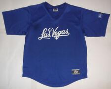 LAS VEGAS 51s AREA 51 ALIEN NEW YORK METS Minor League Baseball Script JERSEY M