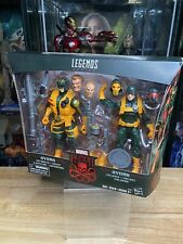"Marvel Legends Hydra Soldier 2 Pack 6"" inch TRU Toys R Us Exclusive NIB HASBRO"