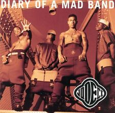 Diary of a Mad Band by Jodeci (CD, Dec-1993, Uptown/MCA)