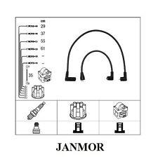 Zündkabelsatz JANMOR Fiat Forino Uno 1,5 75 i.e. 1,5