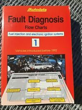 autodata fault diagnosis flow charts fuel injection & electronic ignition system