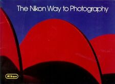 Prospekt The Nikon Way To Photography English