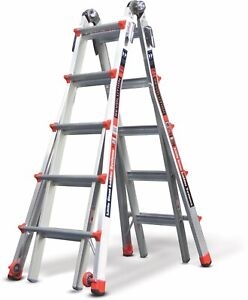 SALE! Little Giant Ladder Systems - REVOLUTION Ladder Model 22 2.7/5.8m