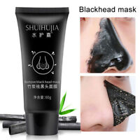 Black Bamboo Mud Face Mask Blackhead Remover Deep Cleansing Peel Acne Treatment