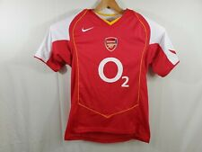 Jersey Arsenal Thierry Henry (XL) Nike  2003-2004 Vintage Jersey