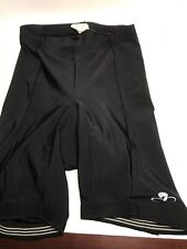 Bellwether Padded Cycling Shorts Black Men's Small