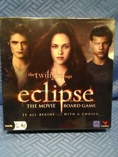 the Twilight saga Eclipse the movie board game